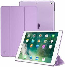 "Fintie iPad 5th Gen 9.7"" 2017 Case Translucent Frosted Back"