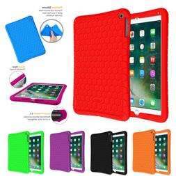 For iPad 5th Generation 9.7 2017 Case Cover Kids Friendly Sh