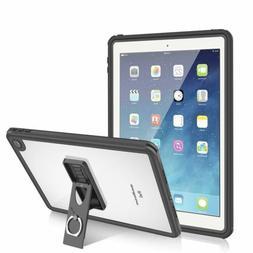 iPad 6th 2018/5th 9.7'' Case Life Waterproof Shockproof Unde