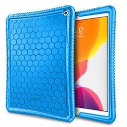"For iPad 6th 9.7"" 2018 / 2017 iPad Air Honey Comb Silicone C"