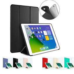 iPad Case 6th Generation 9.7 Slim Magnetic Silicone Smart Co