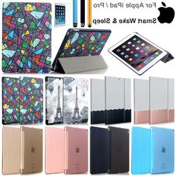 iPad 6th Generation 2018 iPad Pro Case Auto Wake Magnetic PU