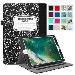 """For iPad 6th Generation 9.7"""" A1893 A1954 Folio Case Cover St"""