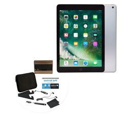 Apple iPad 6th Generation Tablet w/Keyboard Case & Accessori