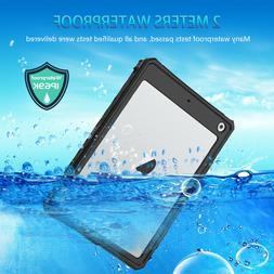 """For iPad 7th Gen 10.2"""" 2019 360 Shockproof Case Waterproof C"""