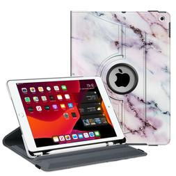 For iPad 7th Gen 10.2'' 2019 Fintie 360° Rotating Case Cove