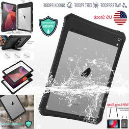 For iPad 7th Gen 10.2 2019 Waterproof Case Dirt Proof Shockp