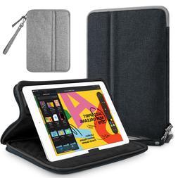 For iPad 7th Generation 10.2'' 2019 Folio Stand Case Soft Sl