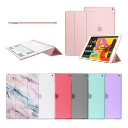 For iPad 8th 2020 /7th Gen 10.2 inch 2019 Case Slim Transluc