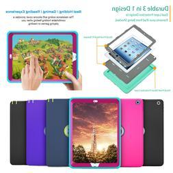 iPad 8th Generation Case 2019 7th 2020 10.2 Case Kids Silico