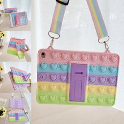 For iPad 8th 7th 6th 5th Air 4 Mini 5 Fidget Pop Toys Push I