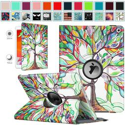 For iPad 8th Gen 10.2'' 2020 Fintie 360° Rotating Case Cove