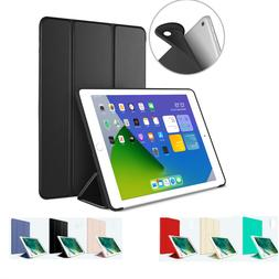 iPad 8th Generation Case 10.2 Magnetic Silicone Smart Cover