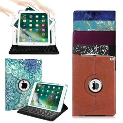 360° Rotating Case for iPad 10.2 & 9.7 Protective Cover w/