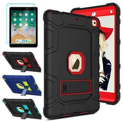 For iPad 9.7 2018/6th Gen/Air 2/iPad 6 Tablet Stand Case Cov