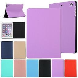 "For iPad 9.7"" 2018 Air 3 Mini 1 2 3 4 5 Pro Case Smart Leath"