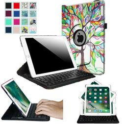 """Fintie For iPad 9.7"""" 6th 2018 Keyboard 360° Rotating Case +"""