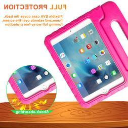 For iPad 9.7 6th 5th Generation Kids Shock Proof Soft Foam P