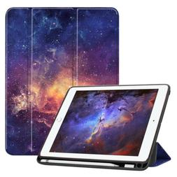 For iPad 9.7'' 6th Gen 2018 iPad Air 2/1 Case Cover Stand Bu