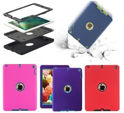 iPad 9.7 6th Generation 2018 Shockproof Silicone Case For A1