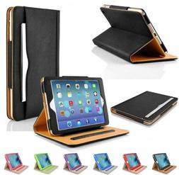 iPad 6th Generation 2018 Smart Cover Sleep/Wake Leather Case