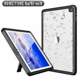 "For iPad 9.7"" Case Life Waterproof Shock Military Gorilla Ca"
