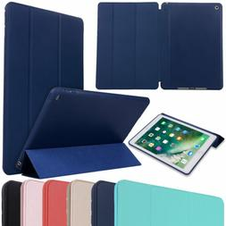 For iPad 7th 6th 5th 2/3/4 Gen / Air 123 Smart Leather Stand