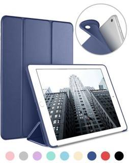 DTTO iPad 9.7 Case Navy Blue  2018/2017 iPad 5th/6th Generat