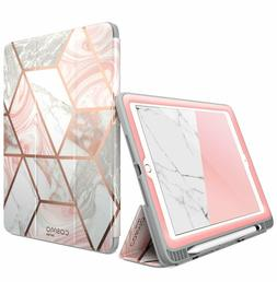 "iPad 9.7"" Case 2018/2017, i-Blason FullBody Trifold Stand Co"