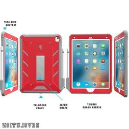 iPad Pro 9.7 Case, POETIC Revolution  Protective Case w/ Bui