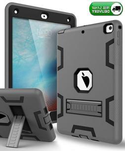 iPad 9.7 Case Topsky Three Layer Armor Defender Full Body Pr