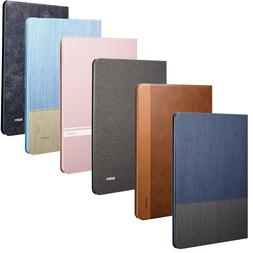 iPad 9.7 ESR Smart Case Folios Ultra Slim- Brown Leather - K