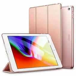 iPad 9.7 Inch 2018/2017 Case Trifold Smart Cover Lightweight