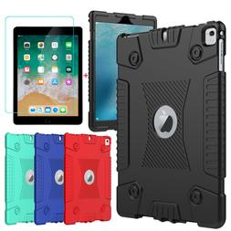 For iPad 9.7 inch 2018/6th Gen/5th Gen Soft Tablet Case Cove