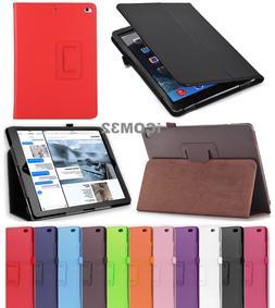 "iPad 9.7"" iPad mini iPad Pro Magnetic Leather Stand Case Fol"