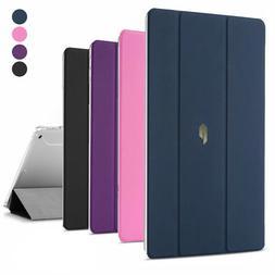 iPad 9.7 / iPad Pro 12.9 Tablet Case,Poetic Smart Trifold