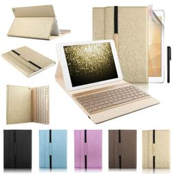 Boriyuan iPad 9.7 Keyboard Case Bluetooth Wireless Backlit 7