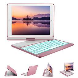 iPad Keyboard Case 9.7 - Compatible iPad 2018/2017/iPad Pro