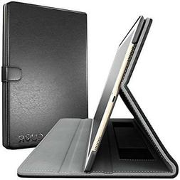iPad 9.7-inch 2018 2017 Case Cover with Pencil Holder - Smar