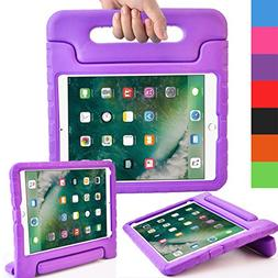 AVAWO Kids Case for New iPad 9.7 2017 & 2018 Release - Light