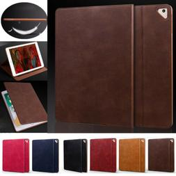 Ultra thin Leather Smart Case Cover For iPad 5th/6th Gen Air