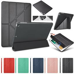 For iPad Air 1 2 iPad 9.7 2017/ 2018 Smart Cover Case with A