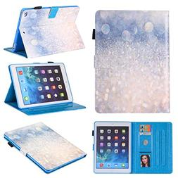 iPad 9.7 Inch 2018 2017 / iPad Air 2 / iPad Air PU Leather C