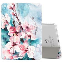 MoKo iPad Air 2 Case - Slim Lightweight Smart Shell Stand Co