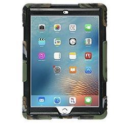 Aceguarder-iPad Air 2 Case, Shockproof Dirtproof Waterproof