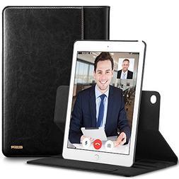 iPad Air 2 Case, ESR Premium Leather Business Multi-Function