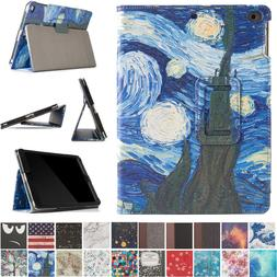 For iPad Air 2 Magnetic Folding Folio Case Stand Smart Cover