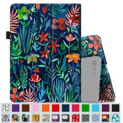 For iPad Air A1474 Folio Case Smart Stand Cover Corner Prote
