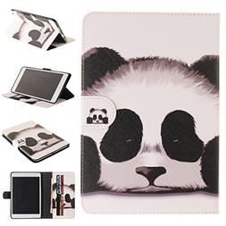 iPad Air Case, iPad 5 Case, Dteck Slim Fit Cute Cartoon Flip