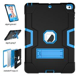 iPad Air Case, iPad 5 Case, UZER Heavy Duty Shockproof Anti-